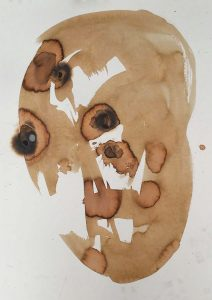 Burnt Coffee Face 9
